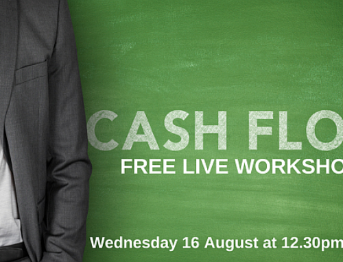 Cashflow Mastery Webinar for Business Owners