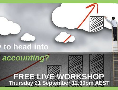 Cloud Accounting Webinar