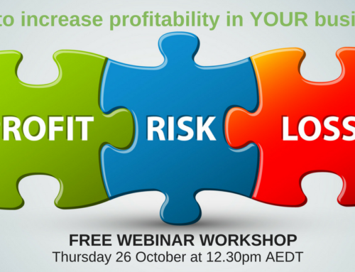 Maximise your profitability Webinar
