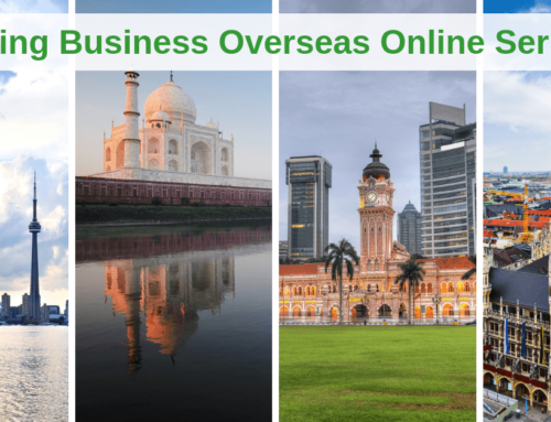 2019 Doing Business Overseas Webinar Series
