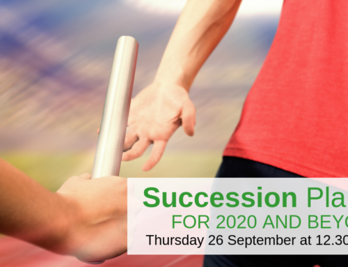 2019 Succession Planning Success Webinar