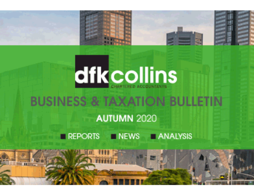 DFK Collins Autumn 2020 Newsletter